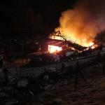 Požar delavnice